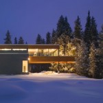 Can I Live:Mountain Chalet by Architect Michael P. Johnson
