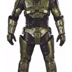 Halo's Master Chief Halloween Costume.
