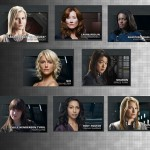 The Women of Battlestar Galactica