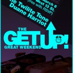 The Get Up Great Weekend Mix II