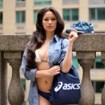 Joli Robinson for Asics