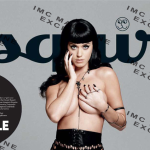 Katy Perry for British Esquire