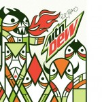 "Mountain Dew ""Green Label Art TV"""