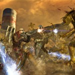 Red Faction Armageddon and Nintendo 3ds news