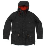 Barbour Cavendish(Black)