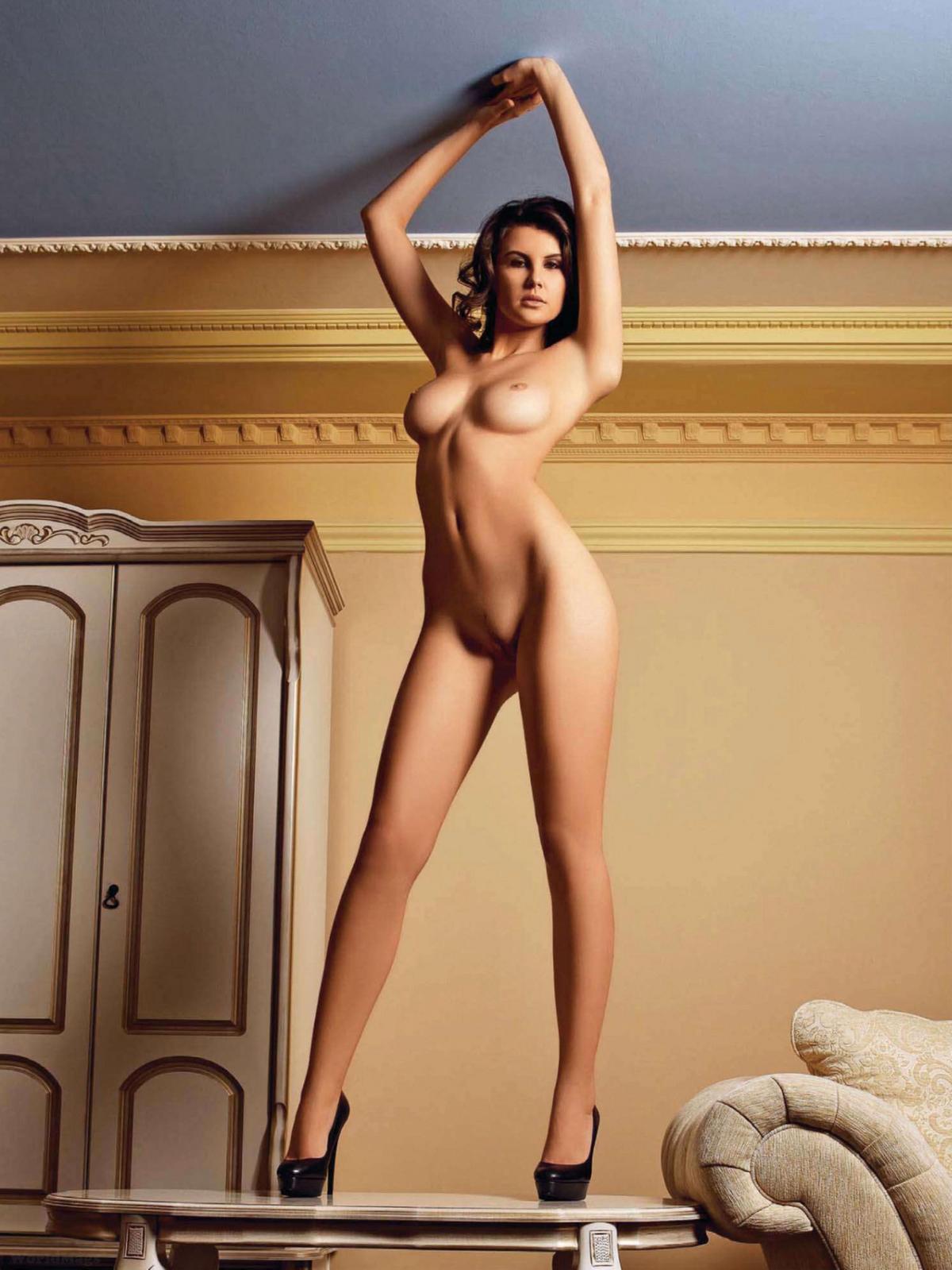 Komiska naken