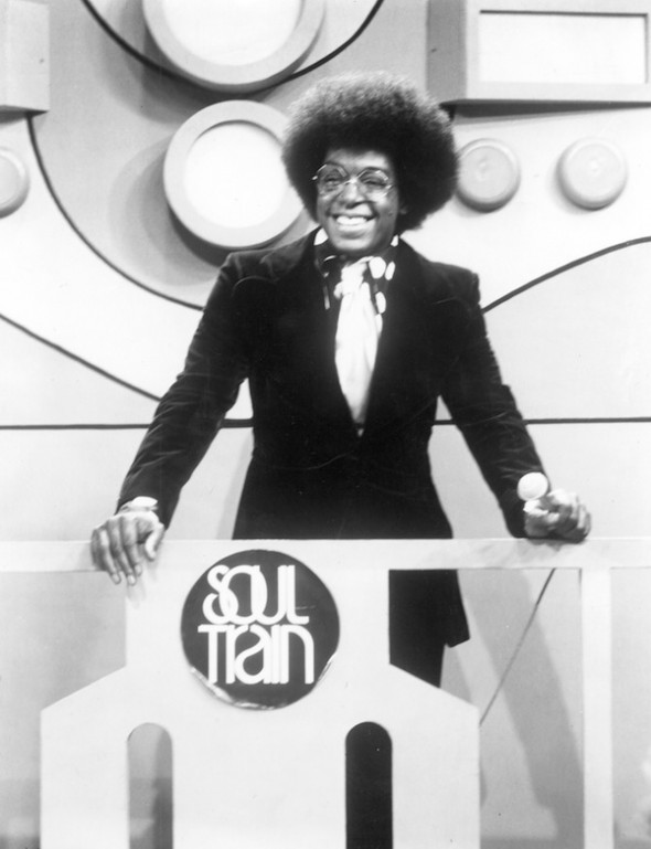 Photo of Soul Train 027a Don Cornelius