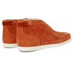 Folk Armstrong Suede And Leather Chukka Boot 2