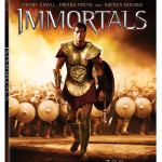 Immortals Blu-Ray DVD
