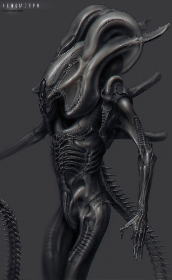 Xenomorph Queen Prometheus Author Topic: Promethe...