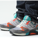 Saucony's Summer 12 Packer Collection at Endclothing