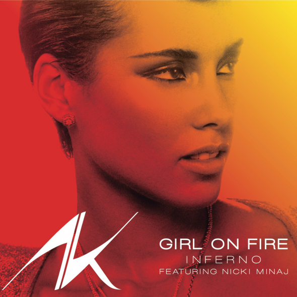 Alicia-Keys-Girl-On-Fire-Inferno-featuring-Nicki-Minaj