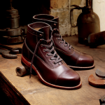 Rockford 1000mile Cap-Toe boot