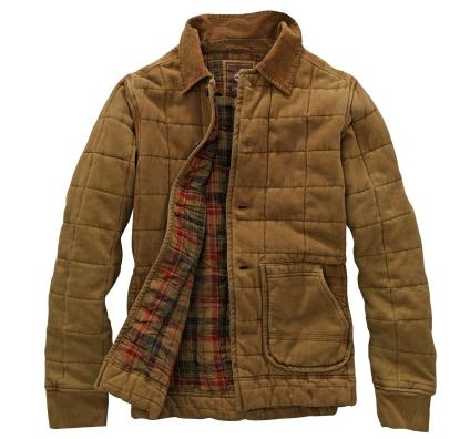 Timberland Quilted Sweatshirt Jacket | Blacren.com : quilted sweatshirt jacket - Adamdwight.com