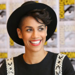 "COMIC-CON INTERNATIONAL: SAN DIEGO -- ""The Expanse Panel & Press Room"" -- Pictured: Dominique Tipper -- (Photo by: Evans Vestal Ward/Syfy)"