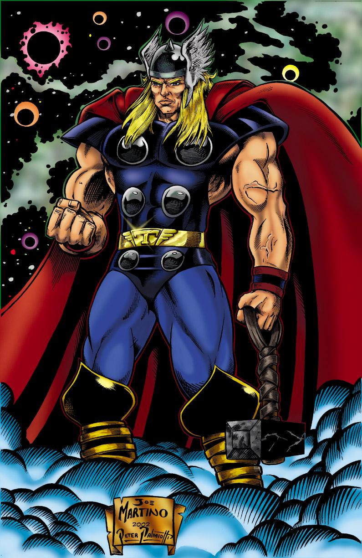 Marvel Thor Comic